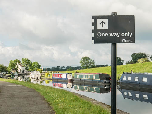 One Way ????